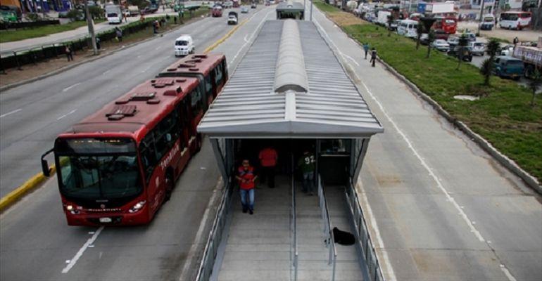 Cambios en puente festivo: Habrá cierres en estaciones de Transmilenio durante este puente