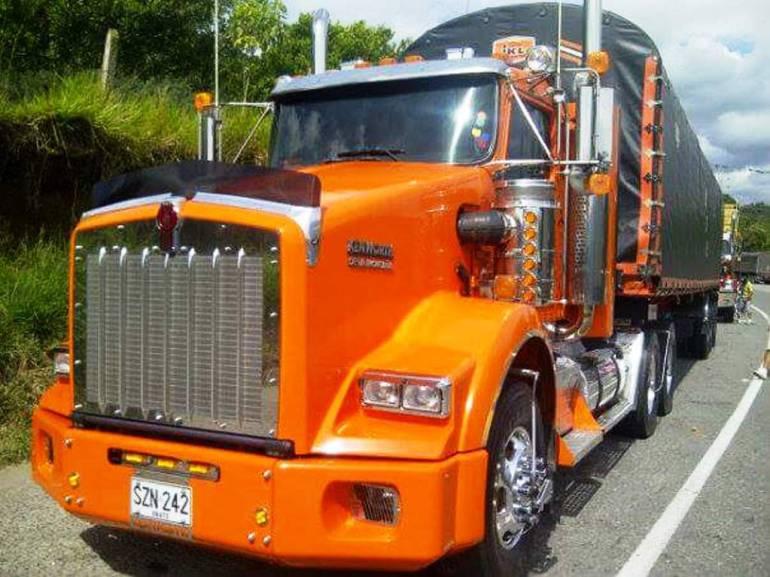 Más de 50 camioneros del Valle del Cauca se encuentran represados en la frontera Colombo-Venezolana.