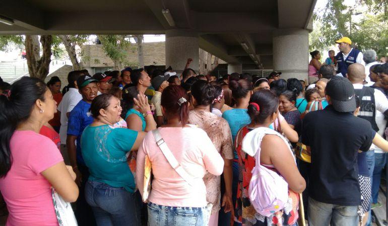 Desplazados de Venezuela: con las manos vacías, pero cargados de historias