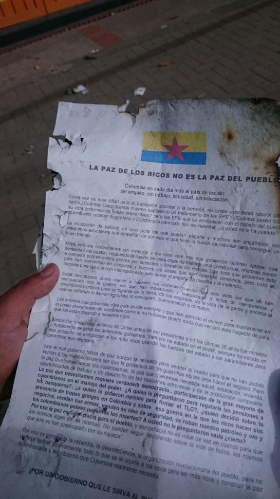 Explosión en Bogotá: Investigan explosión en el norte de Bogotá