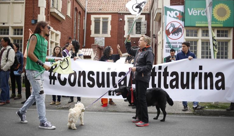 Consulta antitaurina: Los antitaurinos tendrían tres caminos para abolir las corridas de toros