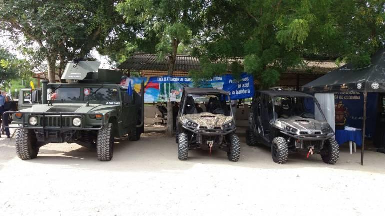 Fuerza Naval del Caribe dispuso 4.000 hombres para salvaguardar elecciones
