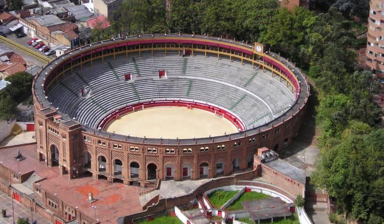 Plaza de toros La Santamaría debe quedar terminada en agosto de 2016