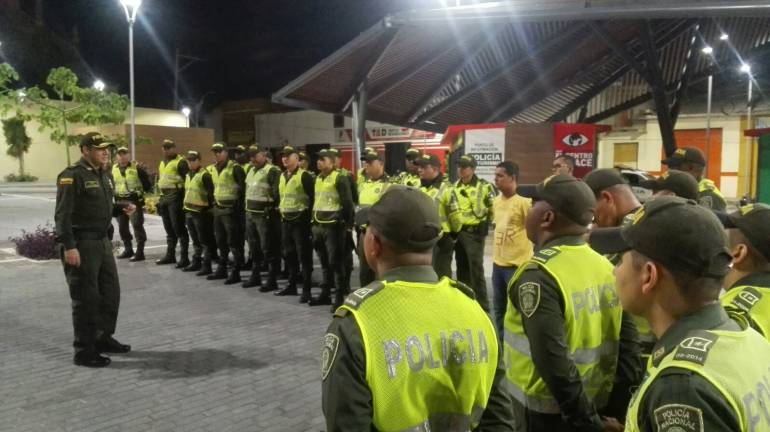 Más de 200 riñas, atendió policía en noche de Halloween en Barranquilla