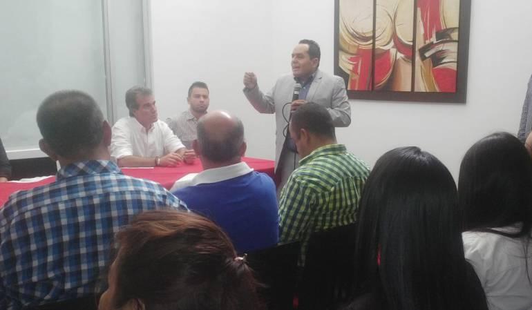 DIPUTADO RENUNCIA A CURUL: Diputado conservador no asumiría su curul en Risaralda para el periodo 2016-2019