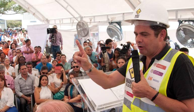 Visita Germán Vargas Lleras: Hoy el vicepresidente adjudica obras de 4G en Risaralda