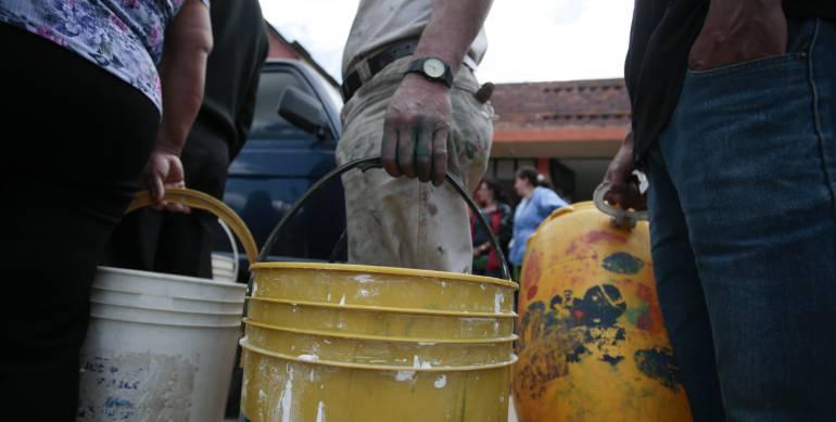 Alerta roja en 31 municipios de Boyacá por falta de agua potable: Alerta roja en 31 municipios de Boyacá por falta de agua potable