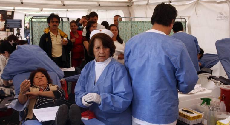 Bancos de sangre Norte de Santander Donación de sangre: Bancos de sangre en Norte de Santander se encuentran en con déficit del líquido vital