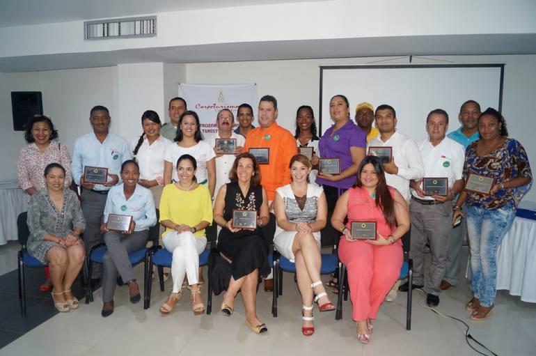 La Muralla Soy Yo y The Code sigue ganado adeptos en Cartagena