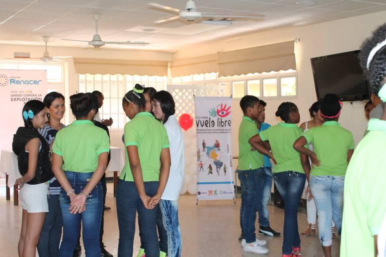 Se realizó en Cartagena Encuentro Colombia Vuela Libre Frente a Explotación Sexual Comercial