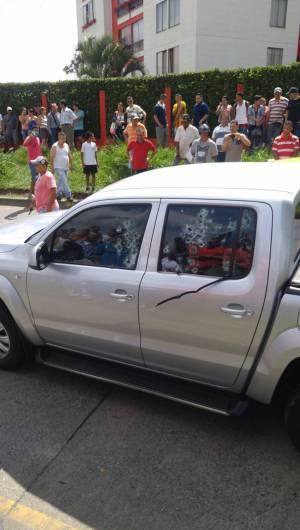 Un muerto y un herido dejó atentado sicarial en Pereira