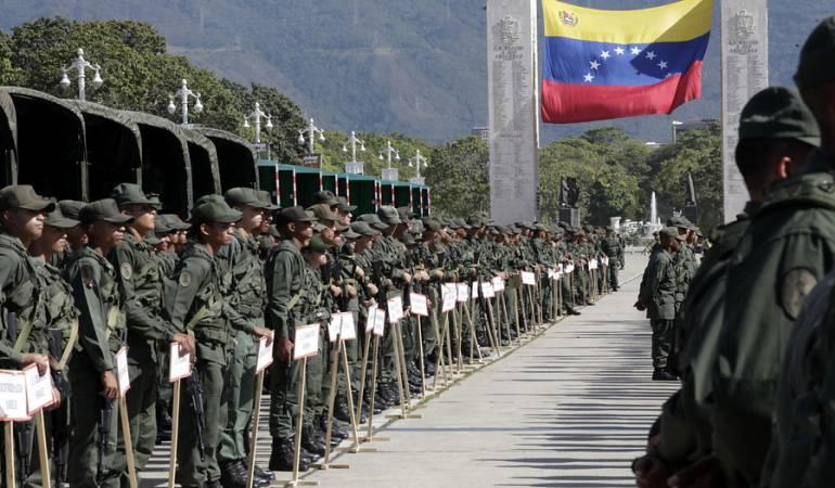 Autoridades toman medidas especiales en frontera con Venezuela