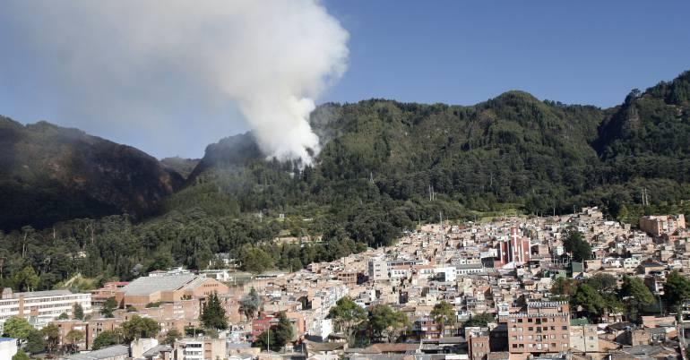 Distrito expediría un decreto para proteger el borde urbano de cerros orientales