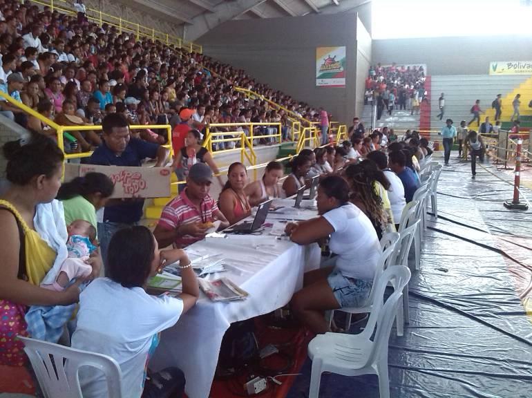 El 24 de diciembre comienza pago de Más familias en acción en Cartagena