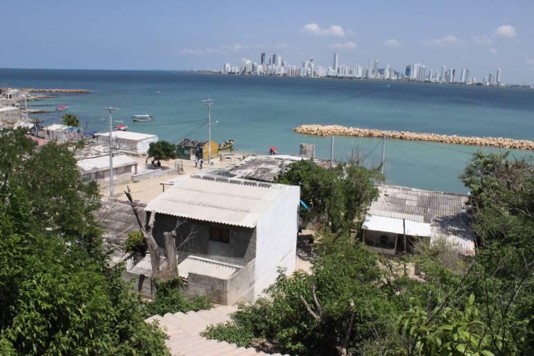 Se reanudan obras de Protección Costera en la Isla de Tierra Bomba en Cartagena