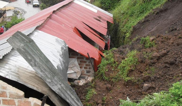 Pasto Rescate Víctimas Deslizamiento de Tierra: Continúan labores de rescate en Cumbal