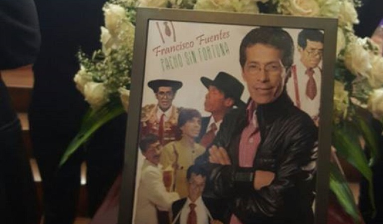 "Tunja Fallece Humorista Pacho Sin Fortuna: Tunja despidió al humorista ""Pacho Sin Fortuna"""