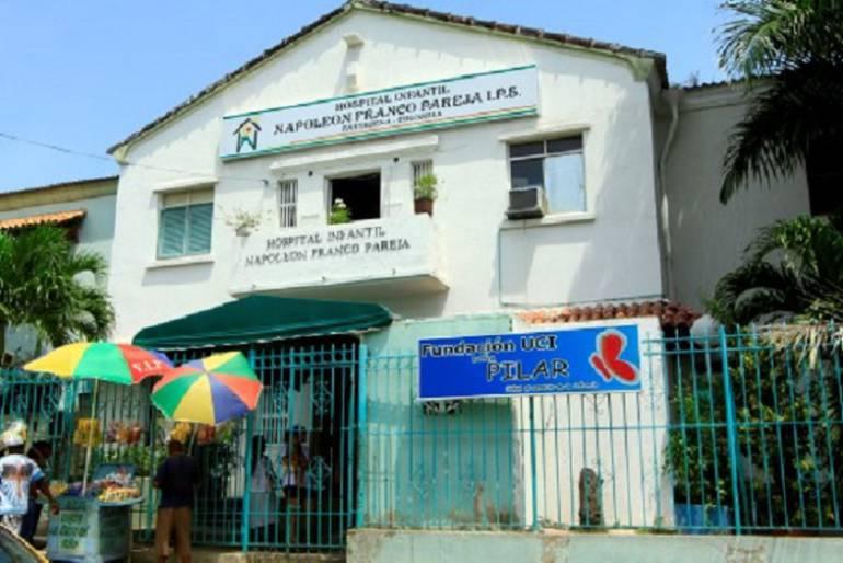 Por cirugía tardía de apendicitis, niño de 8 años en estado crítico en Cartagena