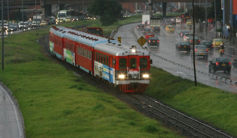 Tren de La Sabana: Universidad de la Sabana estrena tren para estudiantes y profesores