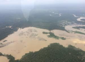 Aguas con mercurio habrían causado muerte de 37 niños en Chocó e intoxicado a 64 más