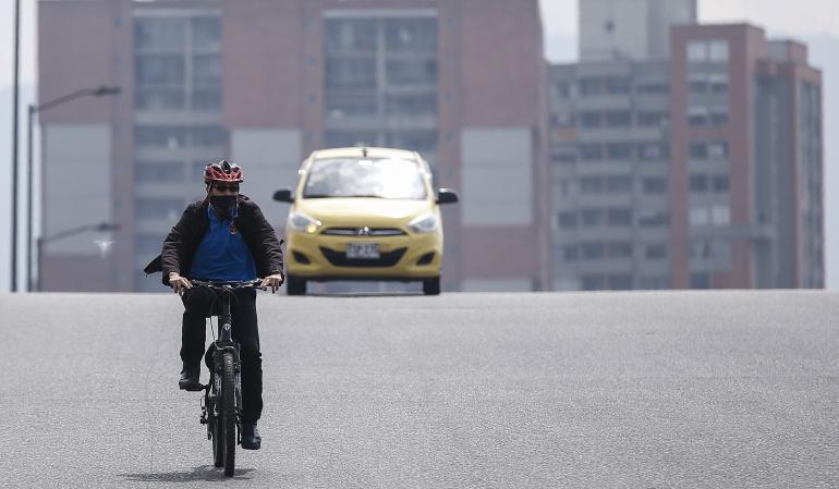 Día sin carro Bogotá: Ventas disminuyeron para el 73% de los comerciantes por Día sin carro y sin moto: Fenalco
