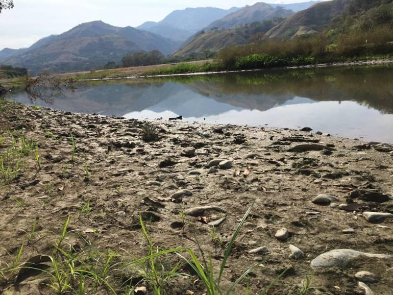Sequía en Antioquia.