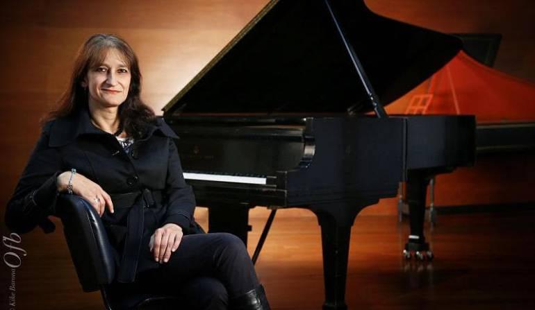 Sandra Meluk, nueva directora General de la Orquesta Filarmónica de Bogotá.