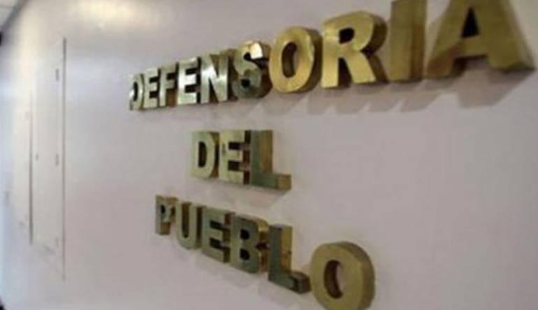 Defensoría del Pueblo interviene en presunto caso de paseo de la muerte en Barranquilla