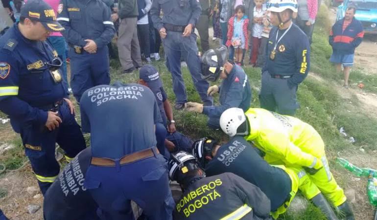 Hallan cuerpo niño Juan Sebastián: Hay alta probabilidad de que el cuerpo sea de Juan Sebastián: Policía