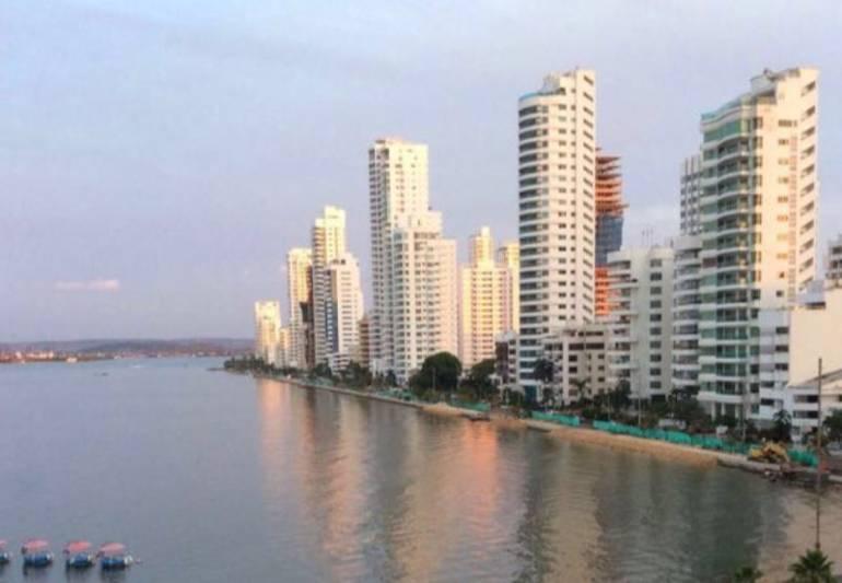 Incertidumbre por concesión de baja mar del Club Naval en Cartagena