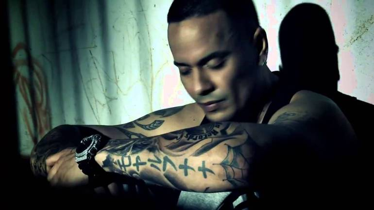 Alberto Style, cantante de reggaeton.