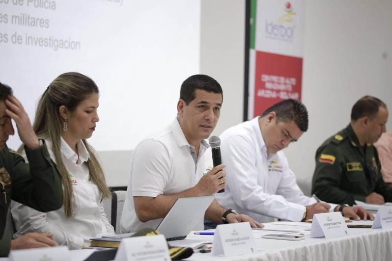 Hasta 5 millones de pesos ofrecen por asesinos de un niño y su padre en Bolívar