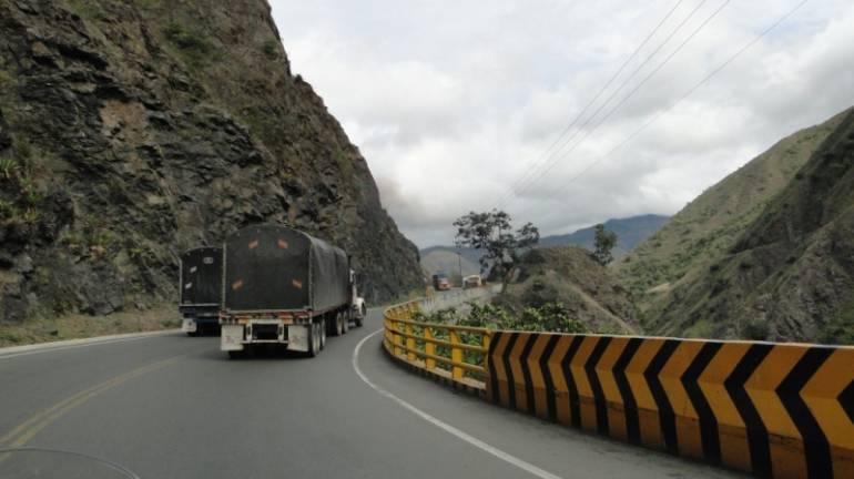 Restricciones por obras en la vía Buenaventura - Loboguerrero, este martes
