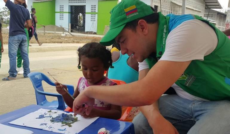 Más de 40 mil niños barranquilleros se beneficiarán del programa de Primera Infancia