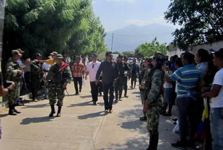 Gobierno no tolerará nuevo proselitismo armado de las Farc