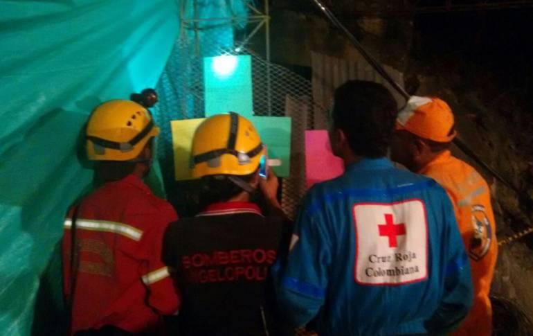 Muere un minero en Tópaga, Boyacá tras derrumbe en una mina de carbón - Caracol Radio