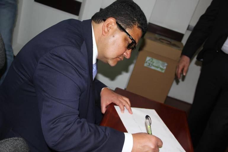 Alcalde de Tunja exigió al IGAC verificación de la Actualización Catastral: Alcalde de Tunja exigió al IGAC verificación de la Actualización Catastral