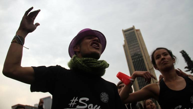 Nueve puntos de concentración en Bogotá para la jornada de paro nacional: Nueve puntos de concentración en Bogotá para la jornada de paro nacional
