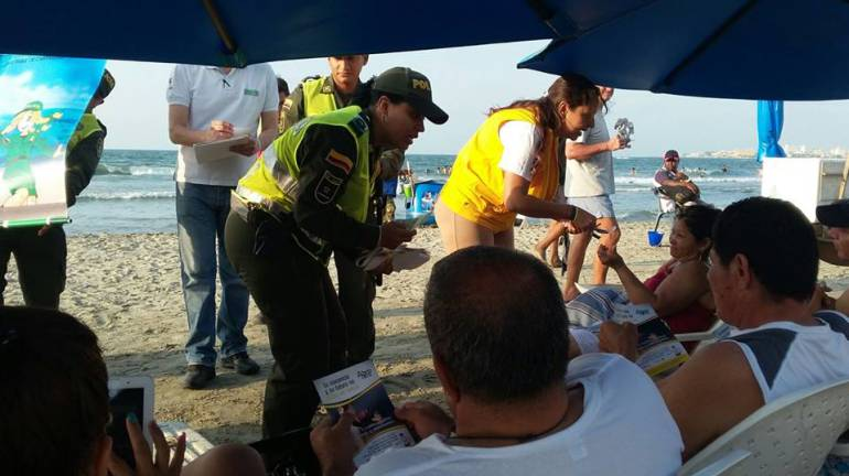 Refuerzan controles para evitar ingreso de turistas solicitados por las autoridades a Cartagena: Refuerzan controles para evitar ingreso de turistas solicitados por las autoridades a Cartagena
