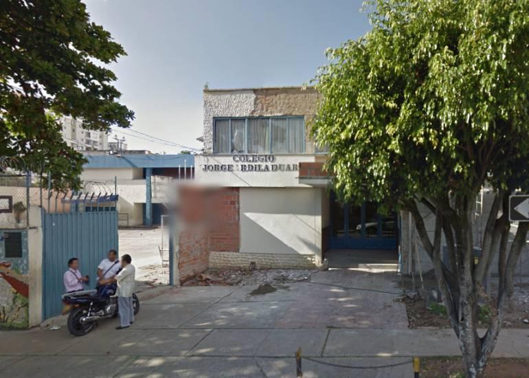 Colegio Jorge Ardila Duarte fue objeto de robo por no tener celadores