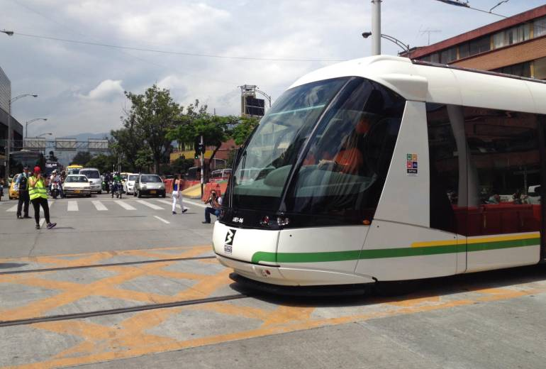 La próxima semana entra en operación comercial el Tranvía de Ayacucho