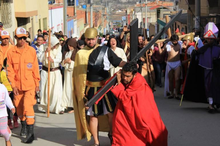 En firme la asignación de presupuesto para la Semana Santa en Tunja, Boyacá: En firme la asignación de presupuesto para la Semana Santa en Tunja, Boyacá