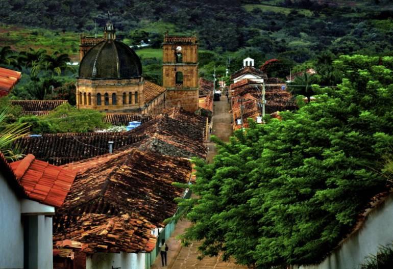El País de Madrid escogió a Barichara como el pueblo más lindo de Colombia