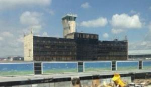El viejo aeropuerto El Dorado, de Bogotá