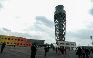 La nueva torre de El Dorado.