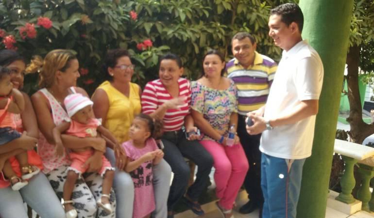 ELN libera al patrullero Héctor Germán Pérez: Familiares celebran liberación del patrullero que mantenía secuestrado el Eln