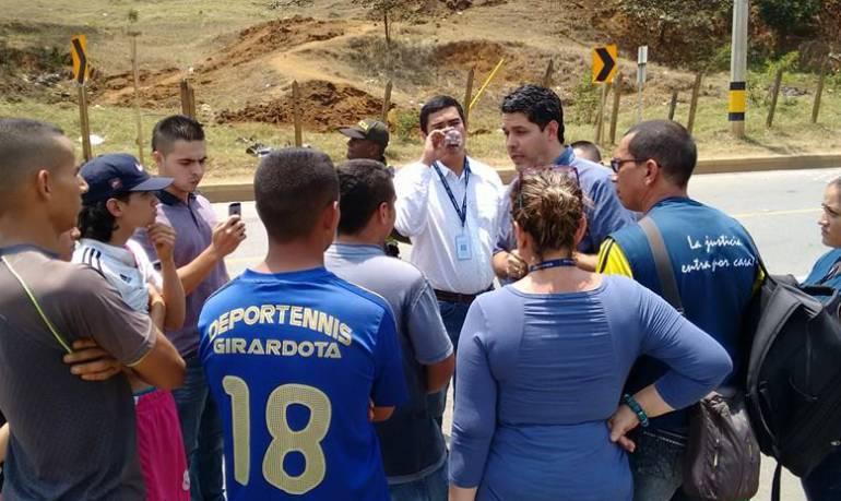 BELLO, AMENAZA: Amenazan de muerte a dos funcionarios de la Alcaldía de Bello, Antioquia