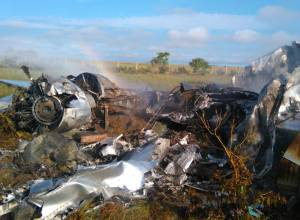 Accidente avioneta: Accidente de avioneta en Meta no dejó muertos