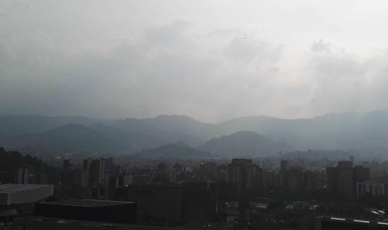 MEDELLIN, MEDIDAS, AMBIENTE: Se levantan medidas por contingencia ambiental en Medellín