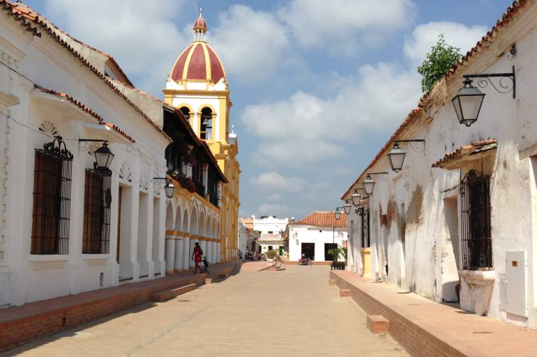 Santa Cruz de Mompox: uno de los 21 pueblos más bonitos de ... - Caracol Radio